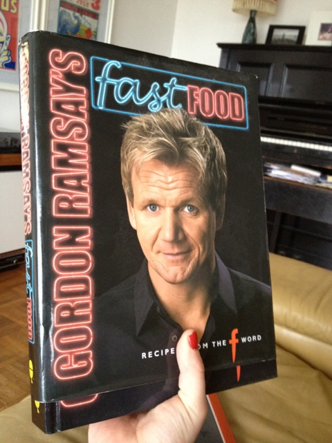 Gordon Ramsey's Fast Food
