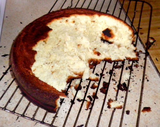 Crap cake